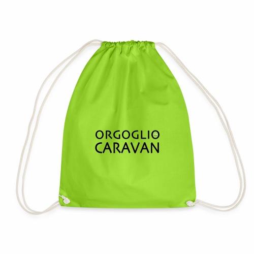 Orgoglio Caravan Black - Sacca sportiva