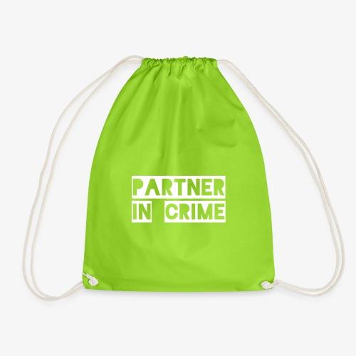 Partner in crime - Turnbeutel