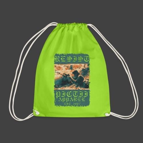 PICTRESIST7 - COL1 - Drawstring Bag