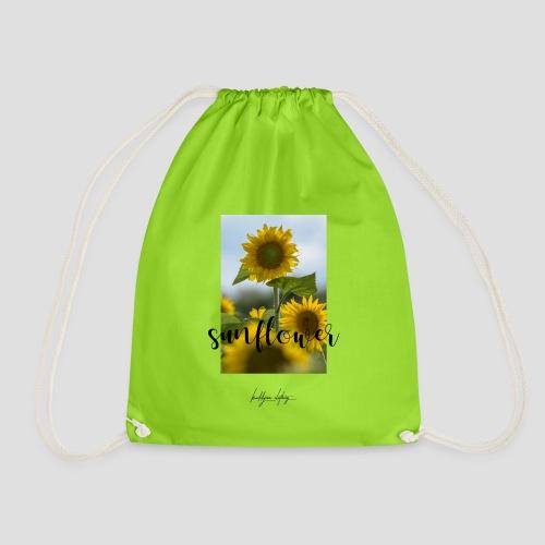 Sunflower - Turnbeutel