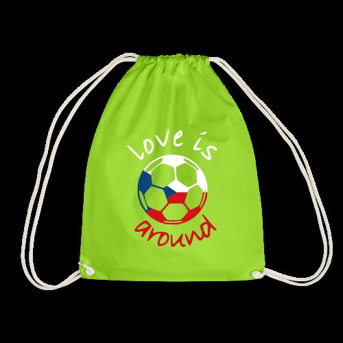 libaCZECHflag - Drawstring Bag
