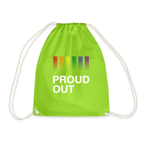 proudout.com - Drawstring Bag