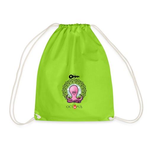 octopus meditation - Drawstring Bag