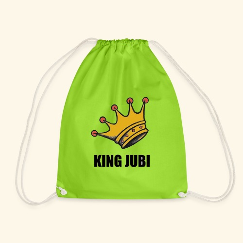 KING JUBI Merch - Drawstring Bag