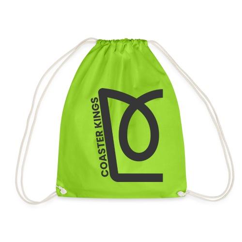 Split Crown - Drawstring Bag