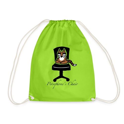 Persephone's Chair - Drawstring Bag