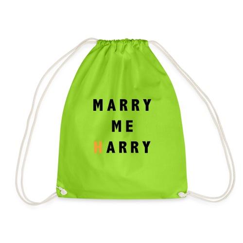 Marry me Harry (bold) - Sac de sport léger