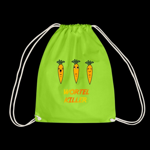 Wortel Killer [Kids Premium T-Shirt] - Gymtas