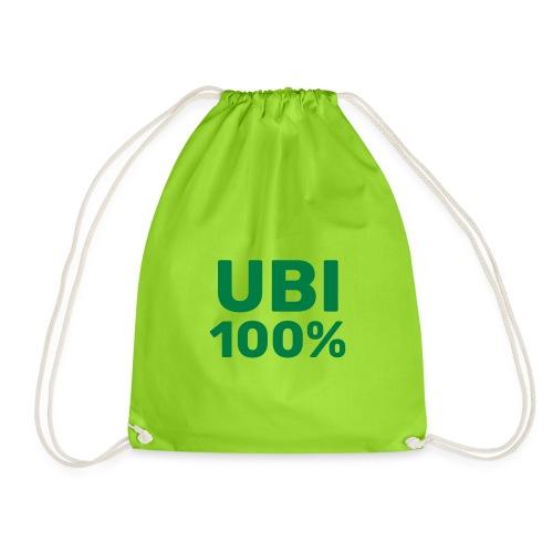 UBI 100% - Drawstring Bag