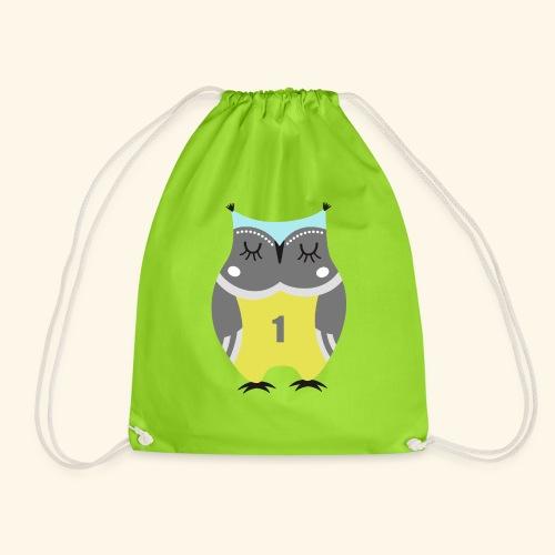 Oh my owl est super chouette - Sac de sport léger