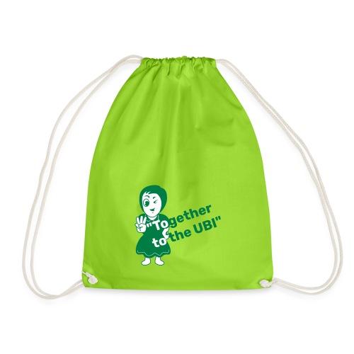 Together to the UBI - Drawstring Bag
