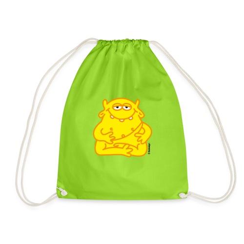 Happy Buddha - Turnbeutel