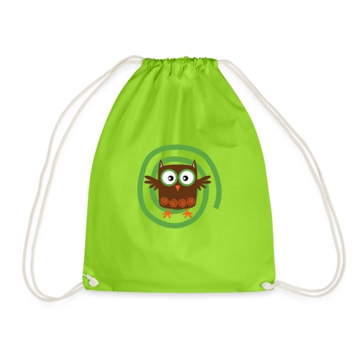 ORGANIC OWL - TEXTILE AND GIFT PRODUCTS FP10-53 - Jumppakassi