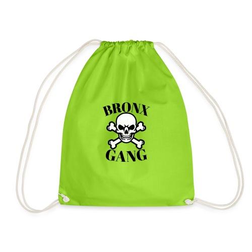 tête de mort gang - Sac de sport léger