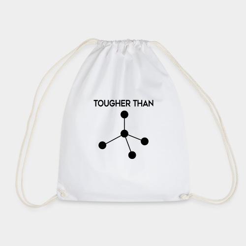 Tougher Than Diamond - Drawstring Bag