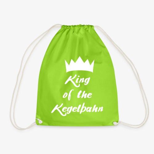 King of the Kegelbahn - Turnbeutel
