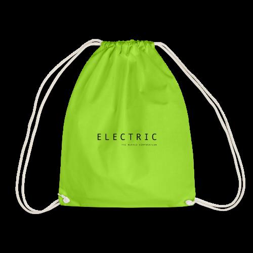 Electric - Drawstring Bag