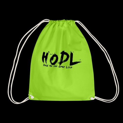 HODL | Crypto Shirt - Turnbeutel