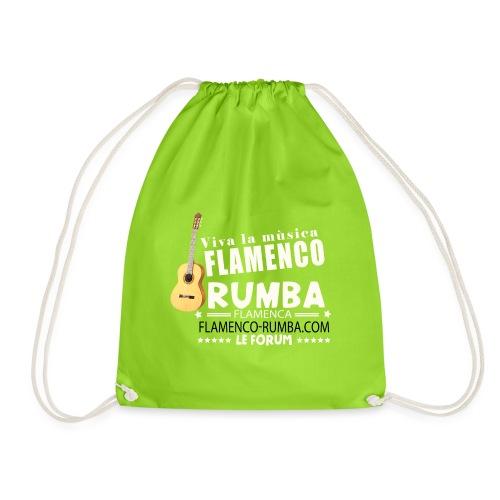 flamenco vintage2 - Sac de sport léger