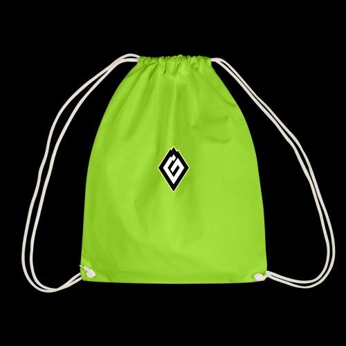 logs2 - Drawstring Bag