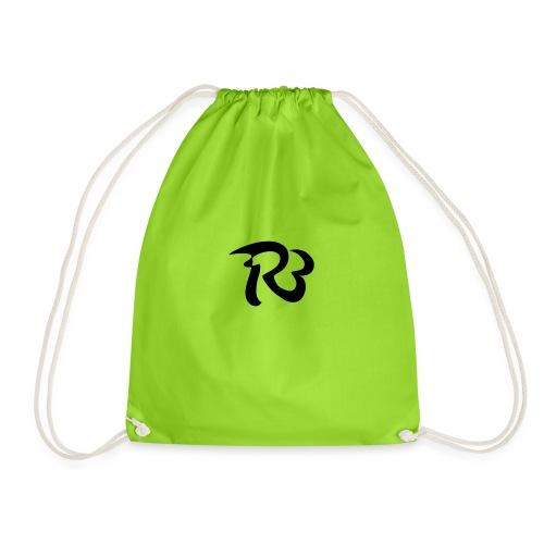 R3 MILITIA LOGO - Drawstring Bag