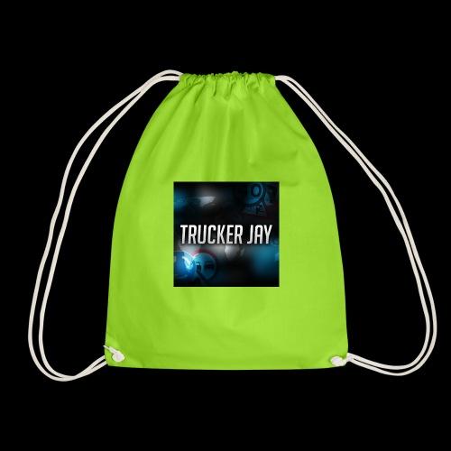 Trucker Jay - Drawstring Bag