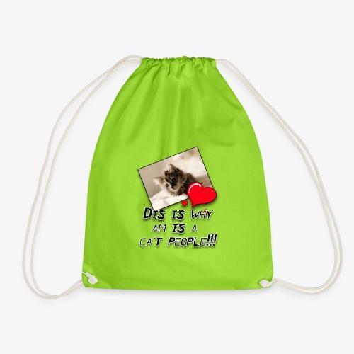 CatPeople - Drawstring Bag