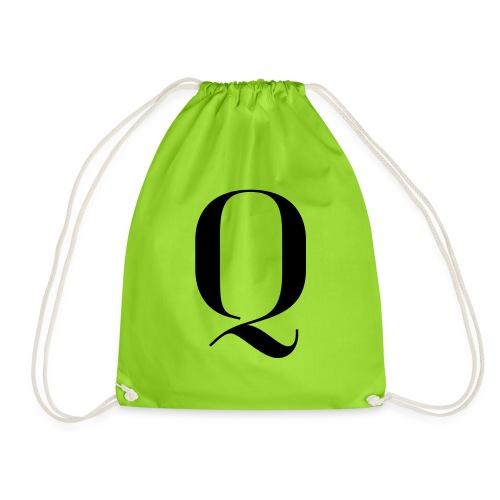 Q - Drawstring Bag