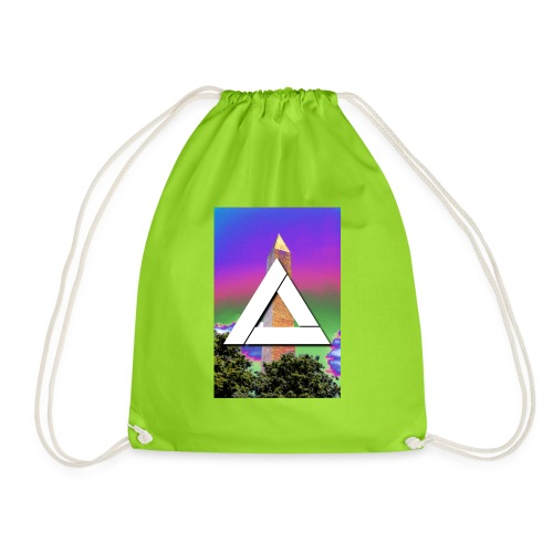 SIXTH DIEMENSION MONUMENT - Drawstring Bag