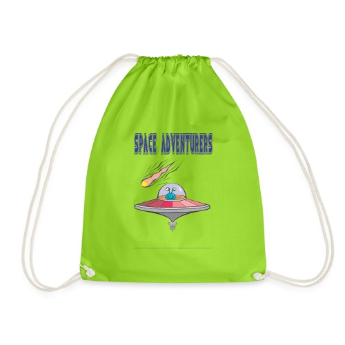 Space adventurers - Drawstring Bag