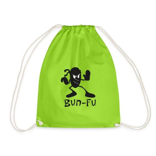 Bun fu Shadow - panino kung fu - Sacca sportiva