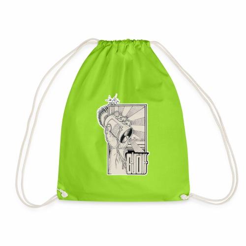 GRAFF - Drawstring Bag