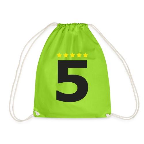 5 Sterne - Turnbeutel
