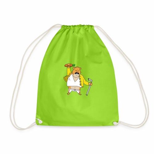 Freddie Hamster - Drawstring Bag