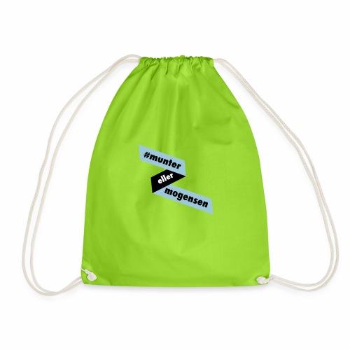 #MunterEllerMogensen - Sportstaske