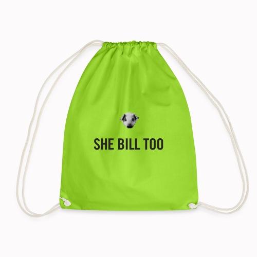She Bill Too - Sacca sportiva