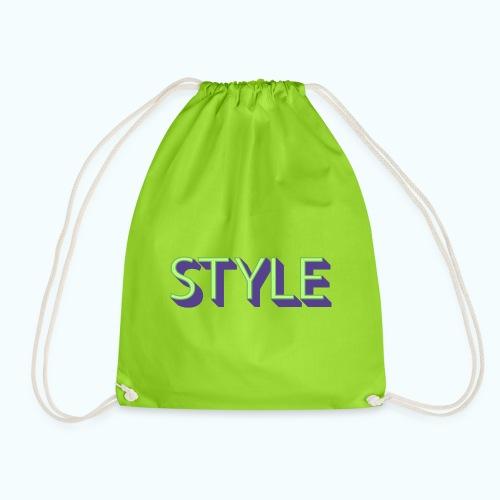 Style - Drawstring Bag