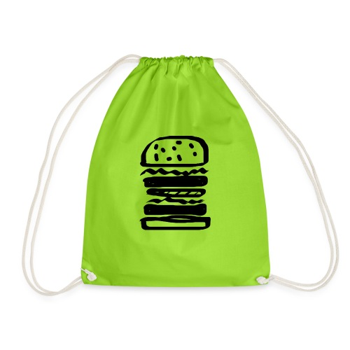 Burgerlover - Turnbeutel