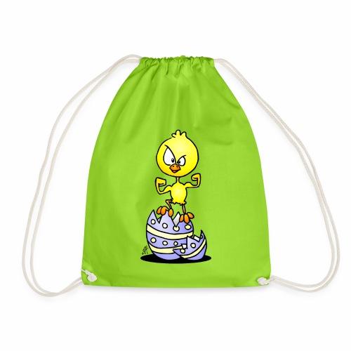Easter Chick - Drawstring Bag
