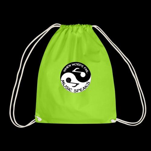 Yin Yang - Drawstring Bag