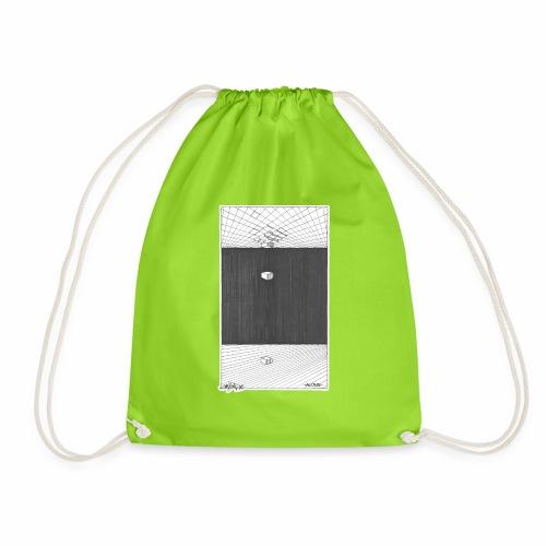 ALONE - Drawstring Bag