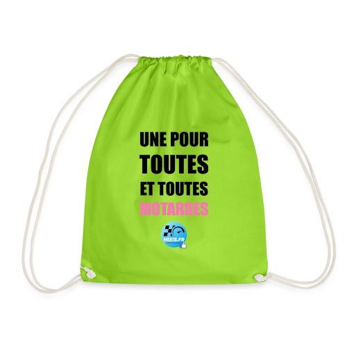 Mixis.fr - Une Pour Toutes Et Toutes Motardes... - Sac de sport léger