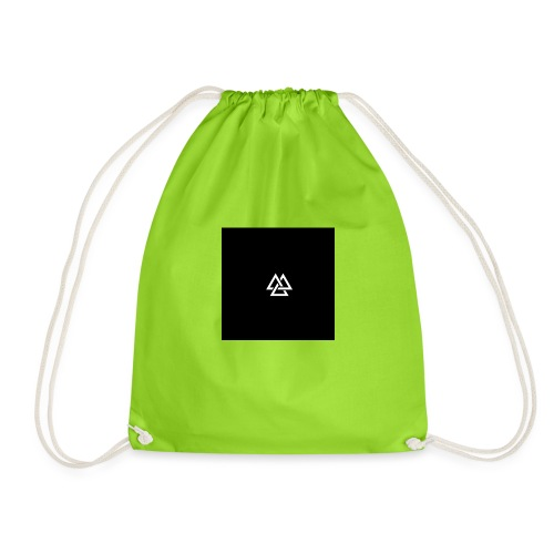 Its my logo for youtube - Drawstring Bag