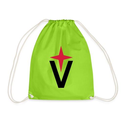 Vega Small Logo - Drawstring Bag