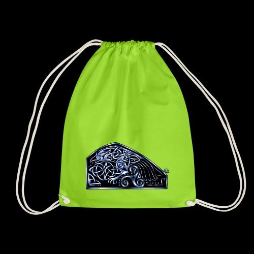 Celtic Raven - Drawstring Bag