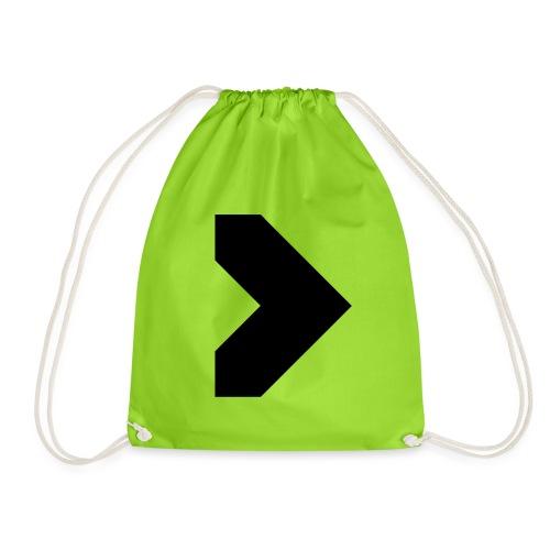 dubtrxx_logo__black - Drawstring Bag