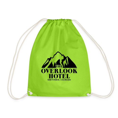 The Overlook Hotel merch - Drawstring Bag