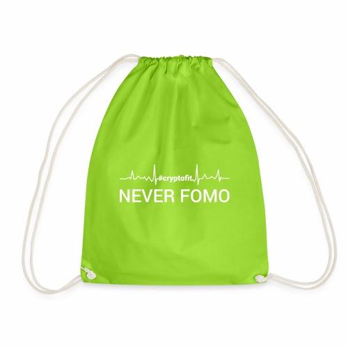 Never Fomo - Sacca sportiva