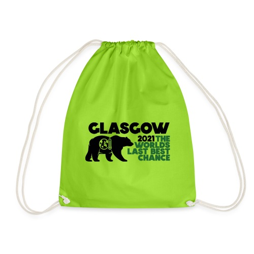 Last Best Chance - Glasgow 2021 - Drawstring Bag
