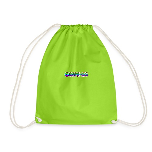 graphi5s merch - Drawstring Bag